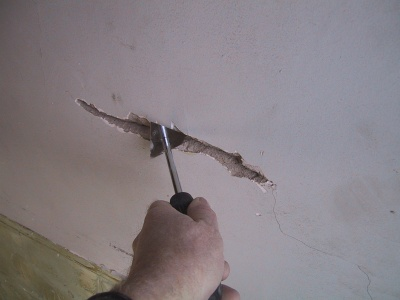 How To Patch Nail Holes In Plaster Instruction Smash